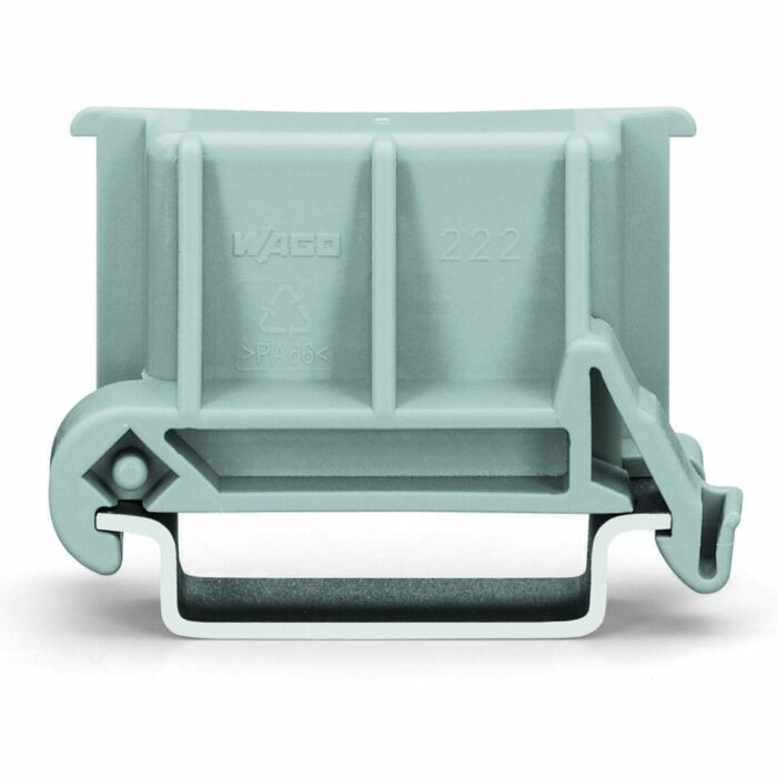 Wago 222-510 Angled DIN Rail Adapter Mounting Carier