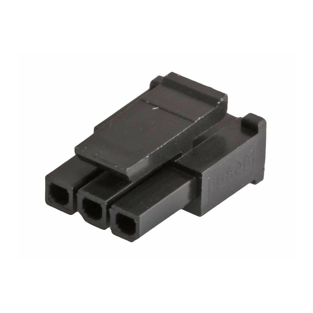 MicroFit3 Connector Receptacle 3 Position 43645-0300