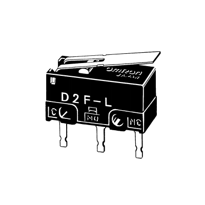 Omron D2F-5L Microswitch