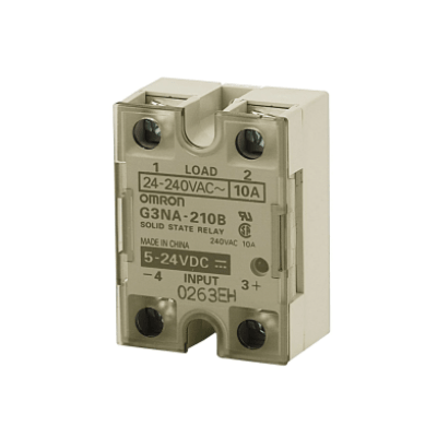 Omron Solid State Relay G3NA-210B-DC5