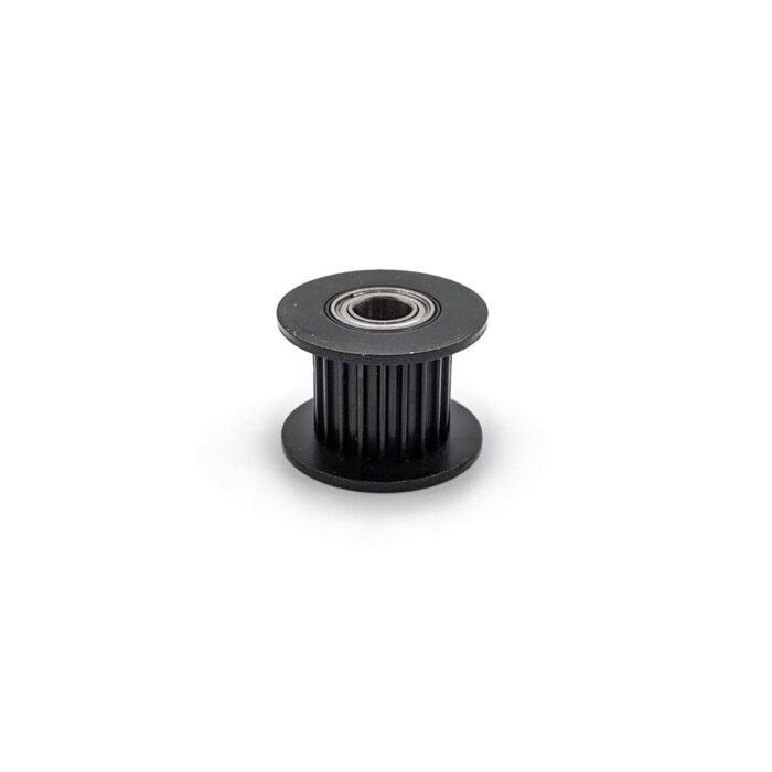 GT2 / 2GT 20T Toothed Idler Black – 10mm Wide