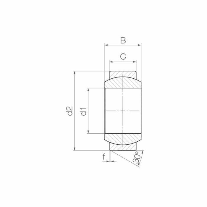 igus-EGLM05-spherical-bearing-dimensions